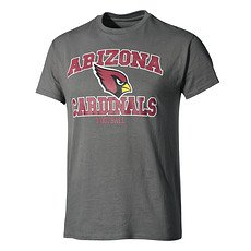 Majestic Athletic Arizona Cardinals T-Shirt Treser dunkelgrau