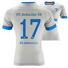 Umbro FC Schalke 04 Auswärts Trikot STAMBOULI 18/19 Kinder