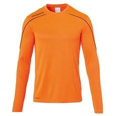 uhlsport Trainingsshirt Langarm Stream 22 orange