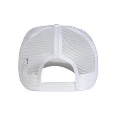 MasterDis Baseballcap Trucker High Profile weiß