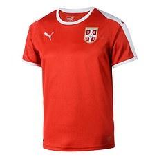 Puma Serbien Trikot WM 2018 Heim