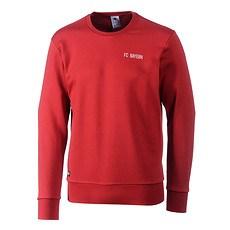 Adidas FC Bayern München Sweatshirt Mia san Mia Rot
