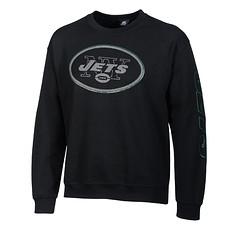 Majestic Athletic New York Jets Langarmshirt Joel schwarz