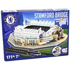 nanostad 3D Stadion Puzzle Stamford Bridge Chelsea London