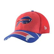 New Era Buffalo Bills Cap On Stage 39Thirty rot/blau