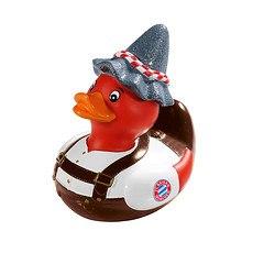 FC Bayern München Badeente Trachtenedition