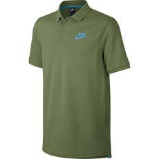 Nike Poloshirt Sportswear Grün