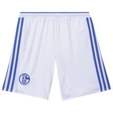 Adidas FC Schalke 04 Heim Shorts 2015/2016 Kinder