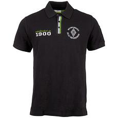 Kappa Borussia Mönchengladbach Poloshirt Unbranded schwarz