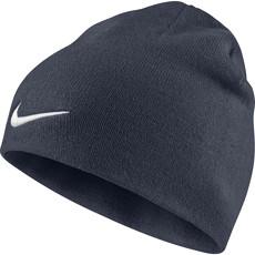 Nike Beanie Performance Dunkelblau/Weiß