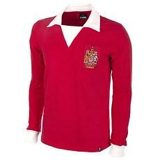 Copa Kanada 1977 Long Sleeve Retro Shirt