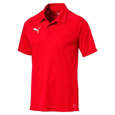 Puma Poloshirt LIGA Sideline Rot