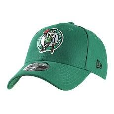 New Era Boston Celtics Cap The League grün