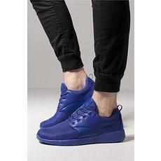 URBAN CLASSICS Sneaker Light Runner kobalt