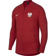 Nike Polen Anthem Jacket Rot