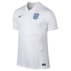 Nike England Trikot Home Match WM 2014 weiß/blau