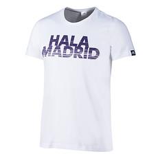 Adidas Real Madrid T-Shirt HALA MADRID