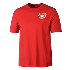 Jako Bayer 04 Leverkusen T-Shirt Team rot