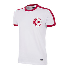 Copa Tunesien 1970 Short Sleeve Retro Shirt