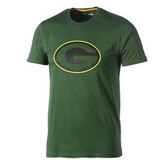 New Era Green Bay Packers T-Shirt Fan Pack grün