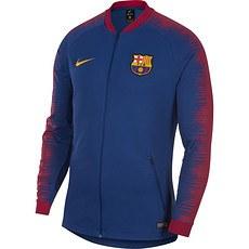 Nike FC Barcelona Anthem Jacket Blau