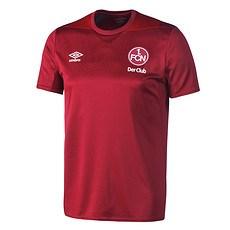 Umbro 1. FC Nürnberg Trainingsshirt Logo
