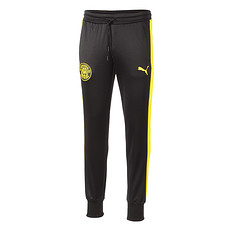 Puma Borussia Dortmund Trainingshose T7 schwarz/gelb