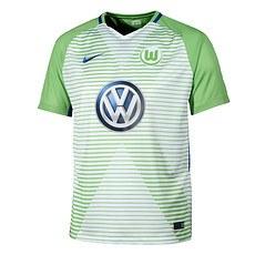 Nike VfL Wolfsburg Trikot 2017/2018 Heim