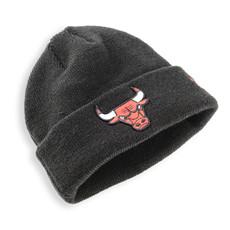 New Era Chicago Bulls Beanie Team Essential Kinder schwarz/rot