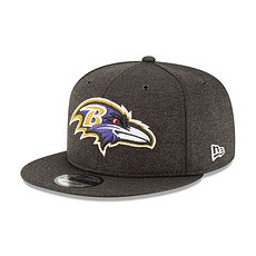 New Era Baltimore Ravens Cap 9FIFTY Sideline lila