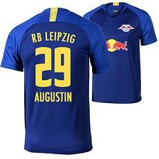 Nike RB Leipzig Auswärts Trikot AUGUSTIN 18/19 Kinder