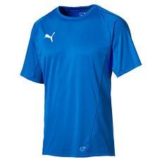 Puma T-Shirt FINAL Training Blau