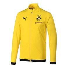 Puma Borussia Dortmund Freizeitjacke gelb