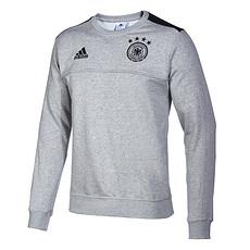 Adidas DFB Deutschland Sweatshirt Grau