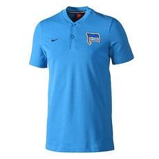 Nike Hertha BSC T-Shirt Knopfleiste