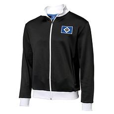 Hamburger SV Trainingsjacke Raute Schwarz