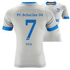 Umbro FC Schalke 04 Auswärts Trikot UTH 2018/2019 Kinder