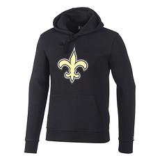 New Era New Orleans Saints Hoodie Team Logo schwarz