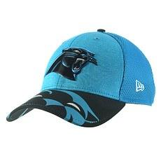 New Era Carolina Panthers Cap On Stage 39Thirty blau