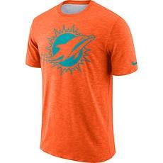 Nike Miami Dolphins T-Shirt SLUB 2018/2019 Orange