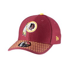 New Era Washington Redskins Cap Sideline 39Thirty Dots rot