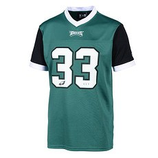 New Era Philadelphia Eagles Trikot Tri Colour schwarz