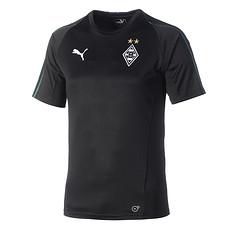 Puma Borussia Mönchengladbach Trainingsshirt schwarz