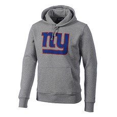New Era Hoodie New York Giants Logo grau
