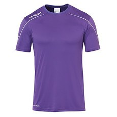 uhlsport Trainingsshirt Stream 22 lila/weiß