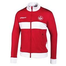 uhlsport 1. FC Kaiserslautern Einlaufjacke rot/weiß