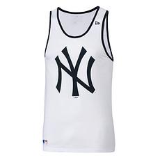 New Era New York Yankees Tanktop Team Logo weiß