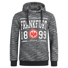 Eintracht Frankfurt Hoodie Frankfurt Dark schwarz