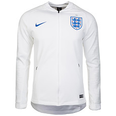 Nike England Anthem Jacke WM 2018 weiß/blau