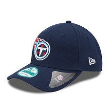 New Era Tennessee Titans Cap The League Team blau